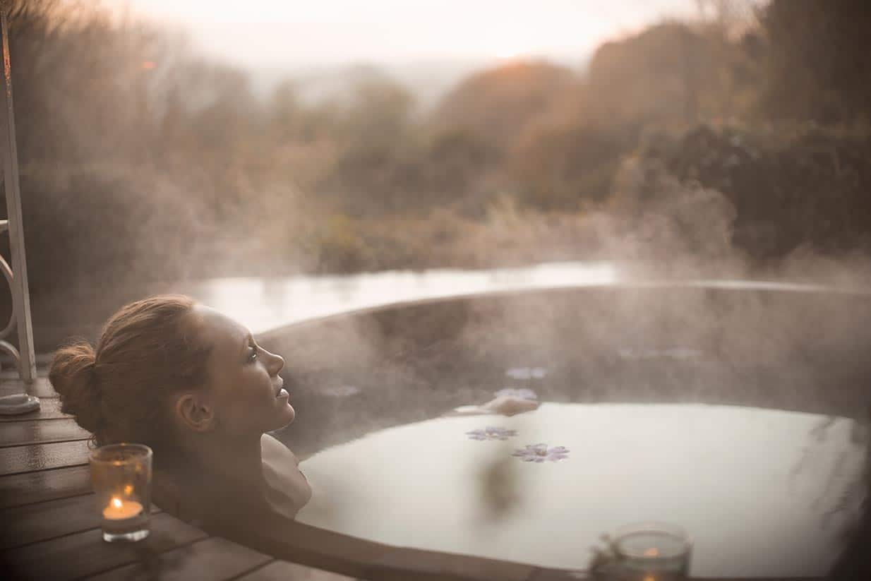 Keeping Your Hot Tub Winter Safe